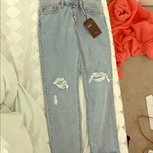 Levi's jeans new with tags never worn